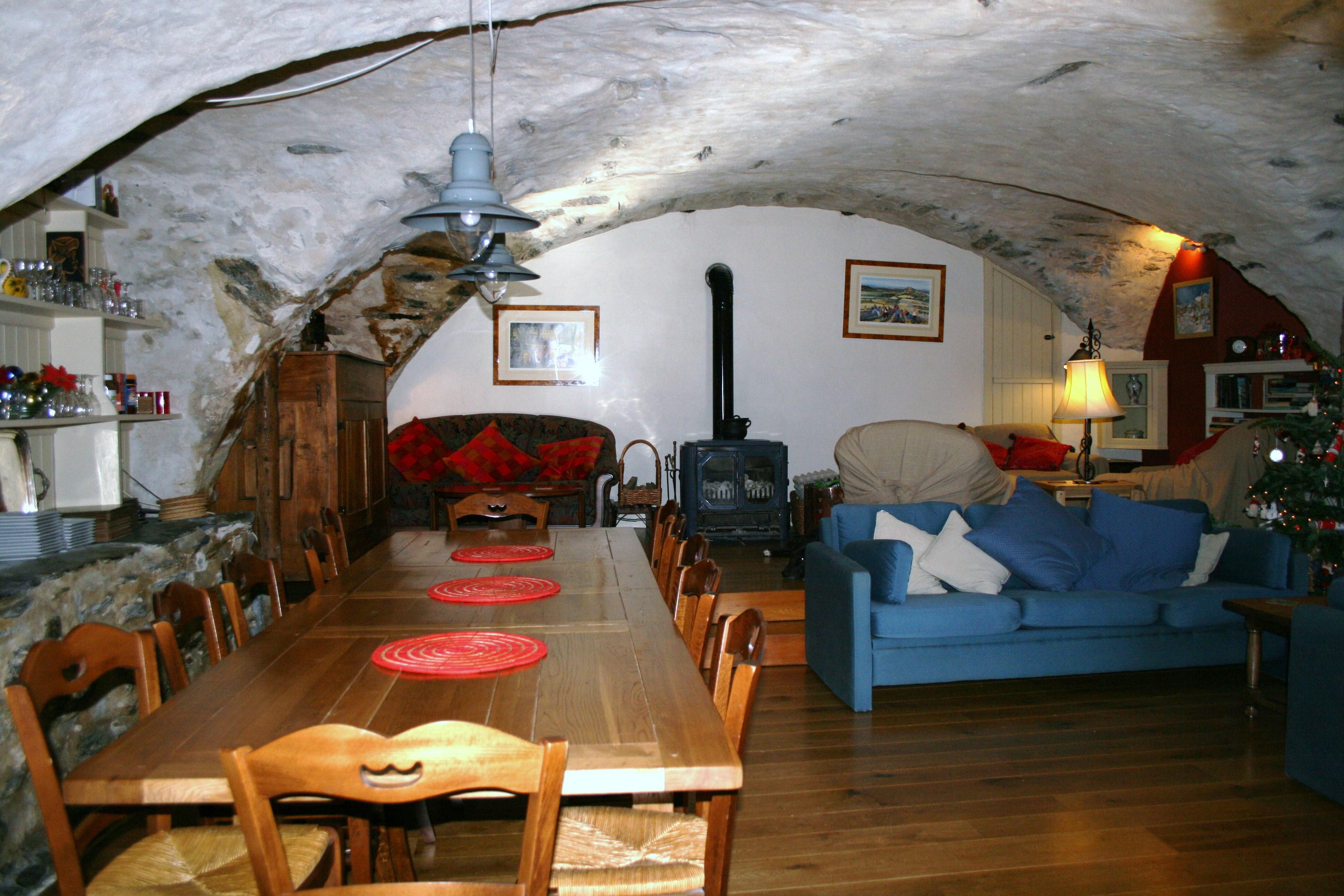 Chalet La Source interior December 2015 008
